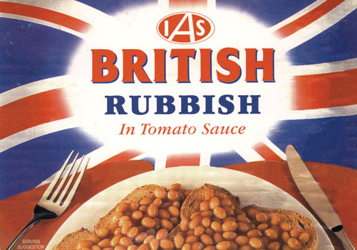 british rubbish